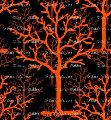 Halloweentown Forest