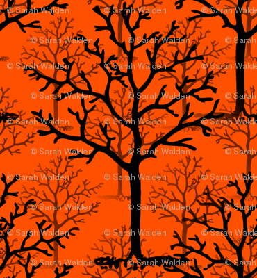 Halloweentown Forest Reverse