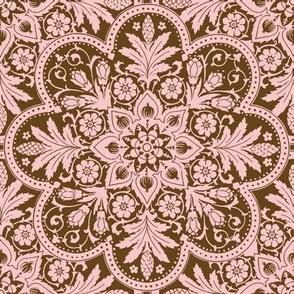 Bourgogne Tile ~ Dauphine and Sidonie