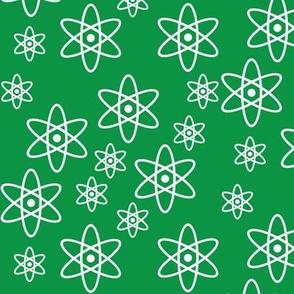 Atomic Orbits (Green)