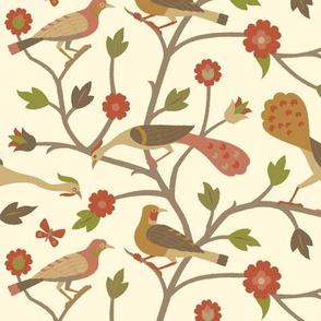 Persian Birds 613d