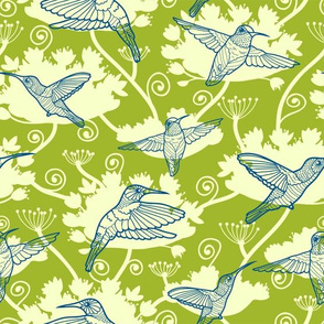 Humming Bird Garden