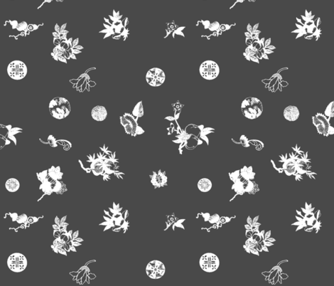 oriental fabric by isabella_asratyan on Spoonflower - custom fabric