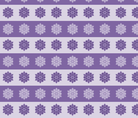 purple icing fabric by ladyleigh on Spoonflower - custom fabric