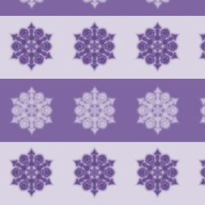 purple icing