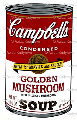 Andy Warhol's Soup Tin