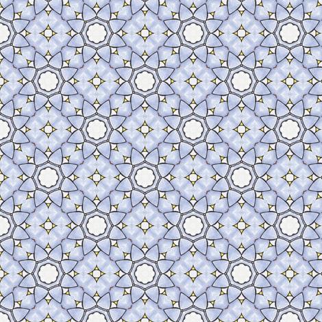 Sinicha's Coldflower fabric by siya on Spoonflower - custom fabric