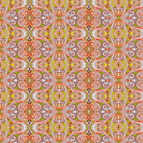 Window into a Gothic Universe fabric by edsel2084 on Spoonflower - custom fabric