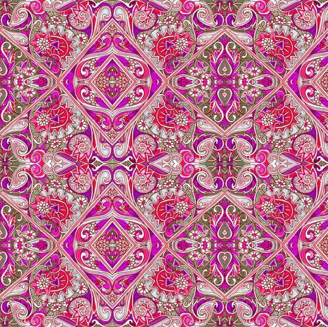 No Joke Baroque fabric by edsel2084 on Spoonflower - custom fabric