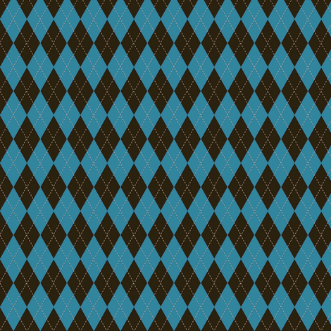 Argyle Original fabric by blhubbz on Spoonflower - custom fabric