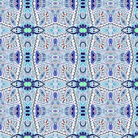 Patchwork Tilt fabric by edsel2084 on Spoonflower - custom fabric