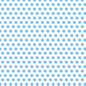 blue dots 5