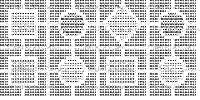 Art By Typewriter - Geometric