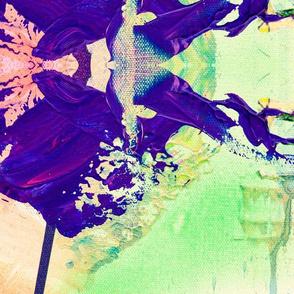 Bright Living Futuristic Abstract Design # 5