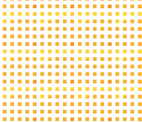 mango wash checks fabric by mojiarts on Spoonflower - custom fabric