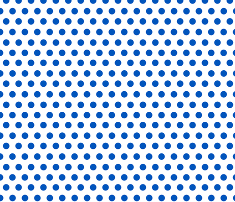 blueberry dots fabric by mojiarts on Spoonflower - custom fabric