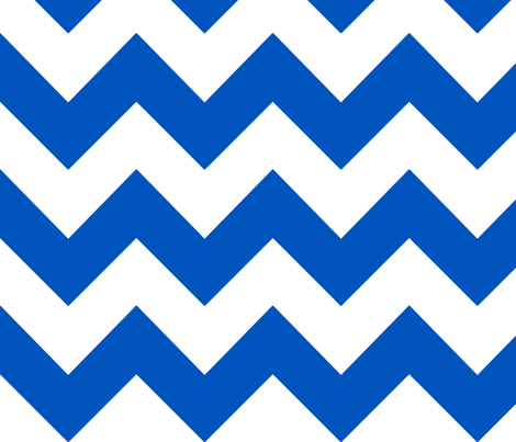 blueberry 2 chevron fabric by mojiarts on Spoonflower - custom fabric