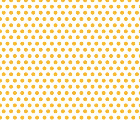 sweet potato dots fabric by mojiarts on Spoonflower - custom fabric