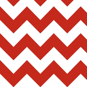 apple red chevron