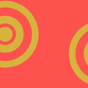 big bullseye fire