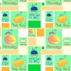 mango mod rectangles