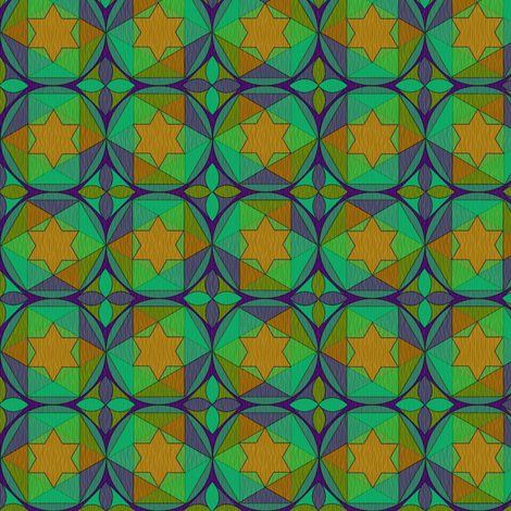 geometry_of_color_3 fabric by glimmericks on Spoonflower - custom fabric