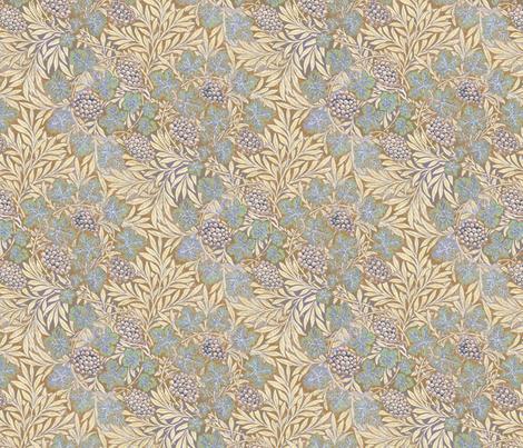 blackberries fabric by unseen_gallery_fabrics on Spoonflower - custom fabric