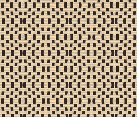 Black-eyed Keys fabric by susaninparis on Spoonflower - custom fabric