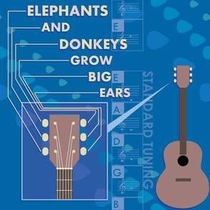 Elephants And Donkeys Grow Big Ears