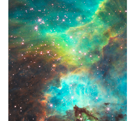 ngc2074aMagellanCloud version A fabric by rtistjen on Spoonflower - custom fabric