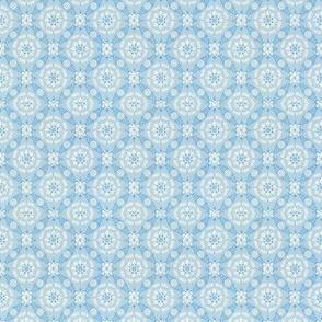 vintage light blue