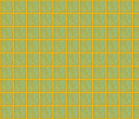 Dotty Cartography #3 fabric by tallulahdahling on Spoonflower - custom fabric