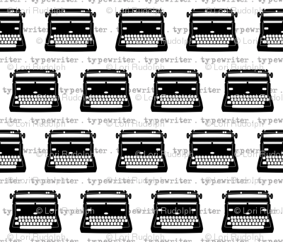 toothy typewriters