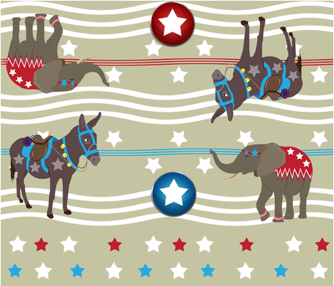A United Nation fabric by forgotten_fortune on Spoonflower - custom fabric