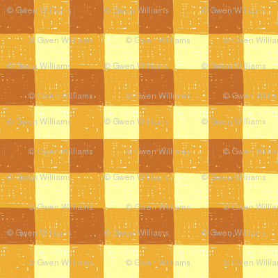 sweet potato gingham