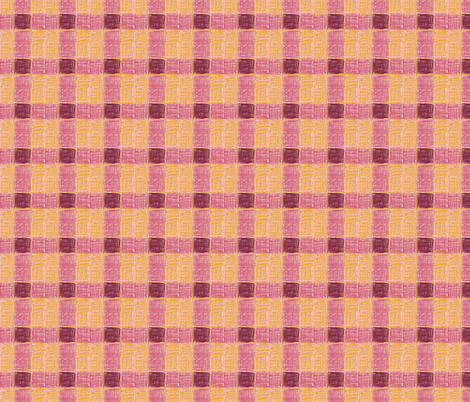 rutabaga rough checks fabric by mojiarts on Spoonflower - custom fabric