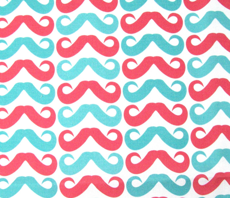 carnival moustaches