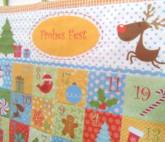 Weihnachtskalender für Jungs (Cut and Sew)
