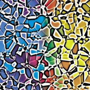Fractured Colors 9