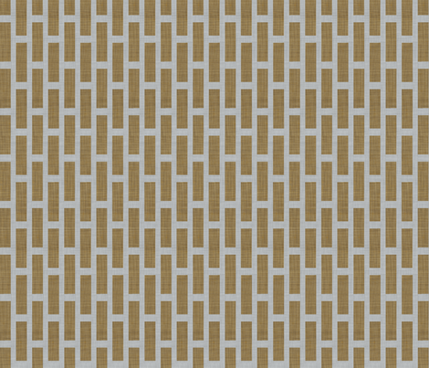 dotted_stripe_linen fabric by holli_zollinger on Spoonflower - custom fabric