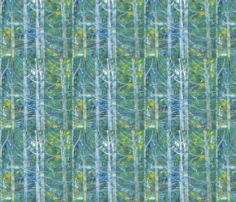 aspen eyes fabric by juliannjones on Spoonflower - custom fabric