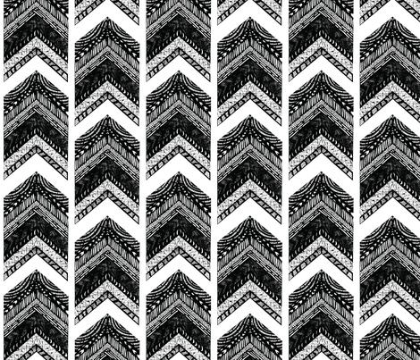 Chevron fabric by julia_canright on Spoonflower - custom fabric
