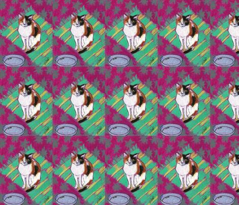 empty dish fabric by juliannjones on Spoonflower - custom fabric