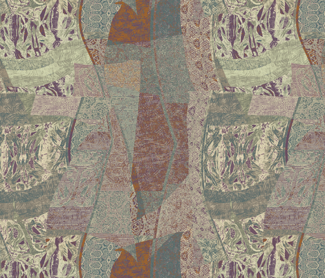 Tapestry fabric by wren_leyland on Spoonflower - custom fabric