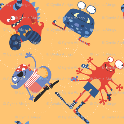 Pirate monsters 1