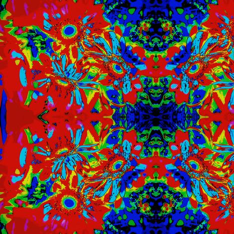 batik fabric by dk_designs on Spoonflower - custom fabric