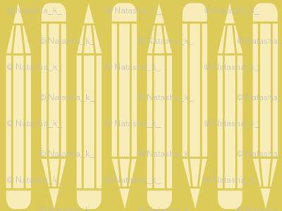 just_pencils_green