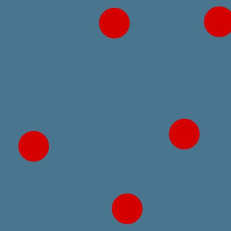 Suzie polka dots fabric by paragonstudios on Spoonflower - custom fabric