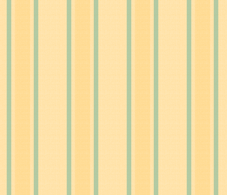 teal yellow stripes fabric by mojiarts on Spoonflower - custom fabric