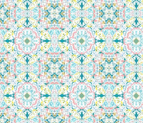 Mod Geo's fabric by dana_zurzolo on Spoonflower - custom fabric
